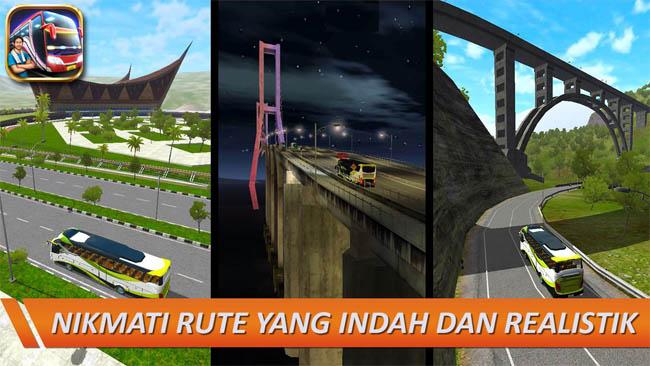 Bus Simulator Indonesia Mod APK Unlimited Money Terbaru 2021