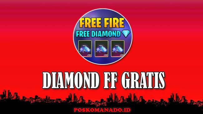 Cara Mendapatkan Diamond FF Gratis Asli Terbaru 2021 + File APK