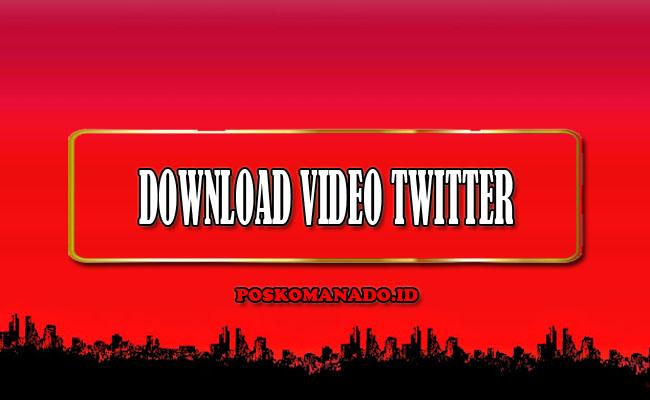Download Video Twitter MP3, MP4 HD di Android & iOS Terbaru 2021
