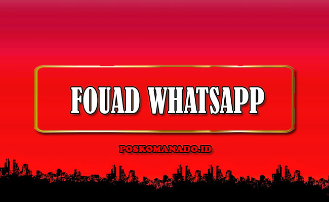 Fouad WhatsApp APK Mod Versi Terbaru 2021 [Semua Versi Lengkap]