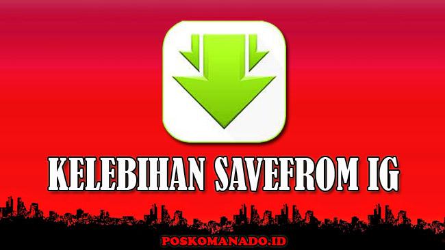 SaveFrom IG - Download Video Instagram Online HD Terbaru 2021