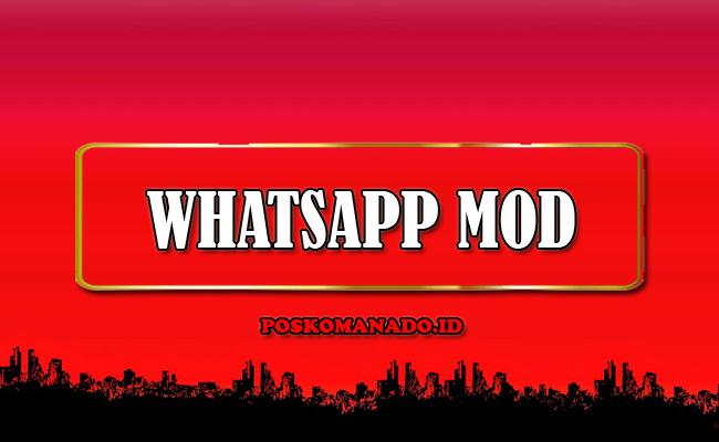 WA Mod [WhatsApp Mod APK] Full Fitur Versi Terbaru 2021 No Banned