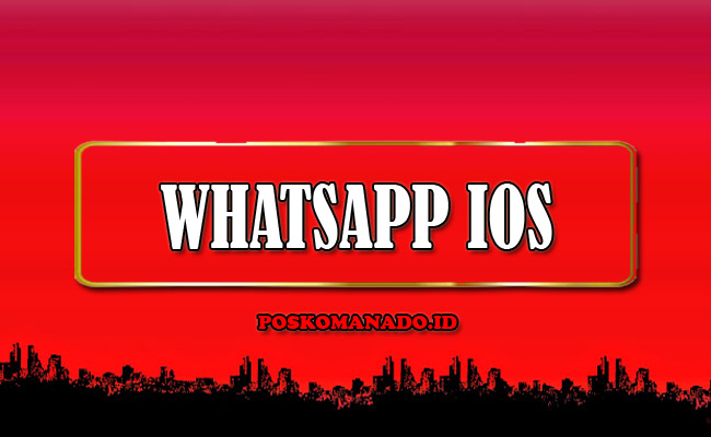 WhatsApp iOS [iPhone] MOD Apk Versi Terbaru 2021 Anti Banned