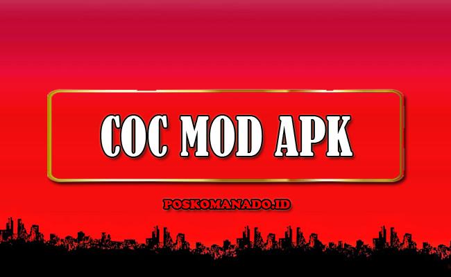 COC Mod Apk Unlimited Money, Gems, Gold & Elixir Terbaru 2021