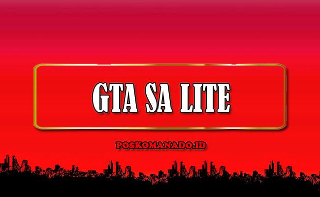GTA SA Lite Apk Mod Indonesia Download Versi Terbaru 2021 + OBB
